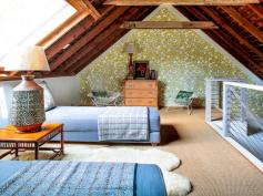 Children Bedroom for Comfort Attic Bedroom