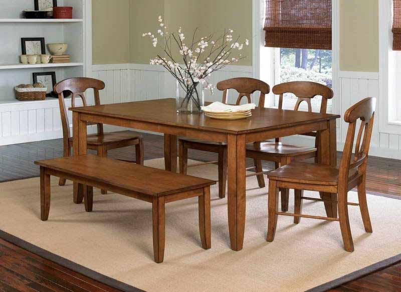 Kitchen Set Size for Open Style Dining Room
