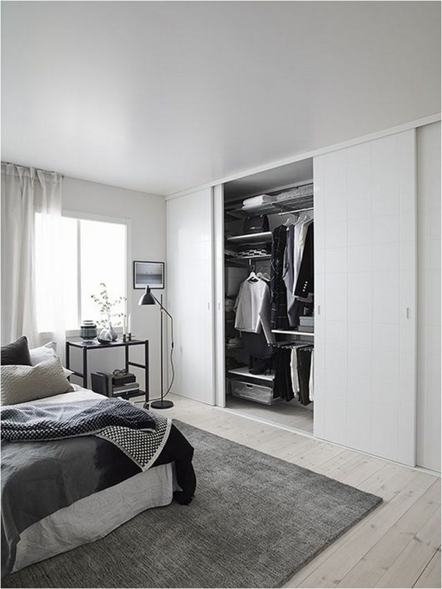 Indeep Wardrobe Minimalist Bedroom
