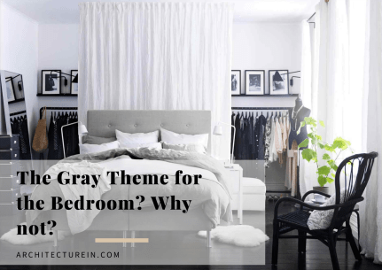 The Gray Theme For The Bedroom Why Not