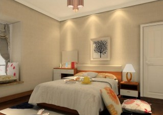 Focus Point for Amazing Idea in Decking a Small Bedroom