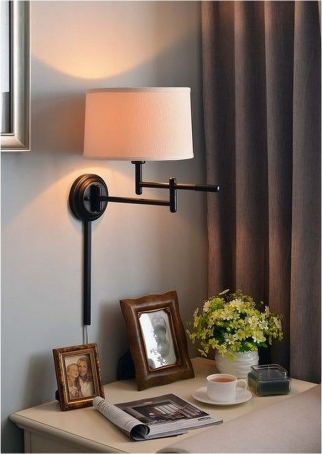 Simple Wall Light For Small Bedroom Ideas