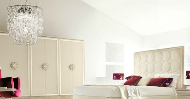 Simple and Futuristic for Master Bedroom with Various Interest Colors