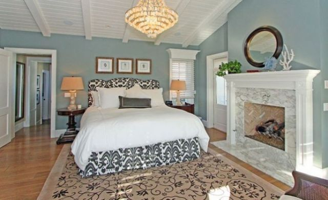 Simple but Luxury for Master Bedroom with Various Interest Colors