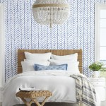 Stripe Wallpaper For Small Bedroom Ideas