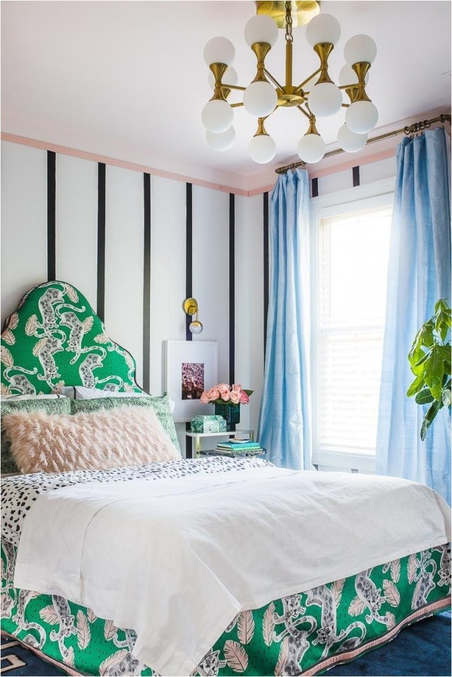 Focus Point For Green Bedrooms Inspiration