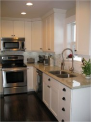Small Kitchen Decorations With Large Oven
