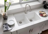 Always Clean the Sink for Organize Your Kitchen Quickly