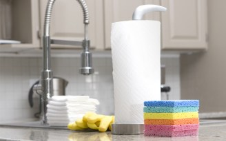 Cleaning Tools for Organize Your Kitchen Quickly