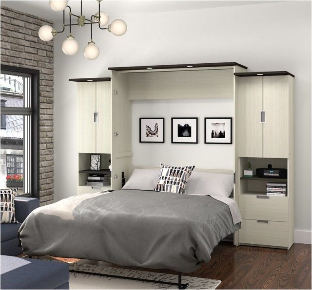 Fused Wardrobe And Beds Ideas