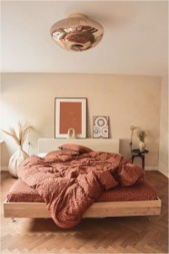 Boho Bedroom Ideas With Earth Tone Color