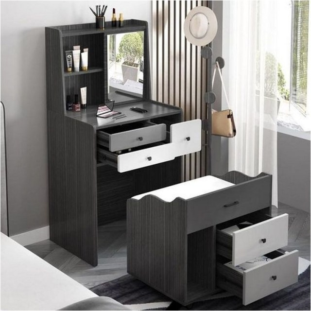 Compact Dresser Table Ideas