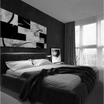 Minimalist Monochrome Bedroom With Pictures
