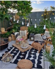 Chic Garden Decorations Ideas