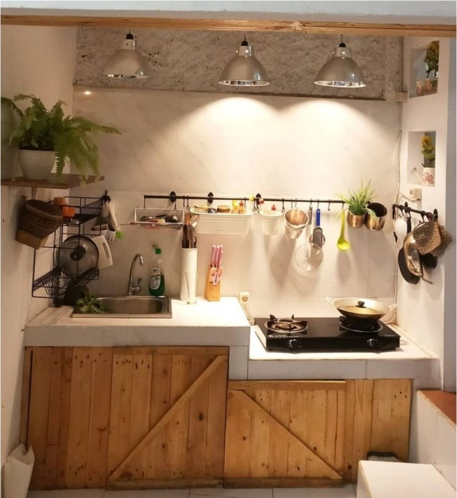 Wooden Box For Kitchen Decorations Ideas