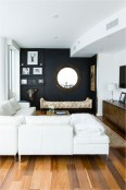 Different Color To Small Living Room Look Larger