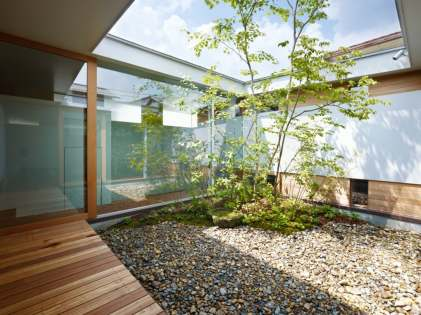 Stone Garden for Home Yard Design that Has Charming Impressions