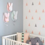 Cute Pastel Nursery Wall Decoration Sticker