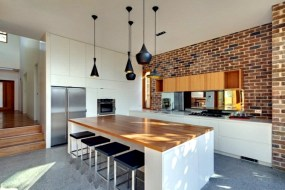 Natural Stone In The Kitchen