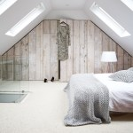Access Attic Bedroom
