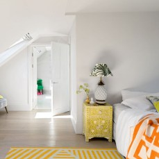 Attic Bedroom With Additional Room