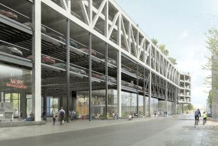 Parking & More, Switzerland / HHF Architects