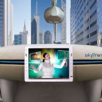 SkyTran's levitating pods, a taxi for the sky?