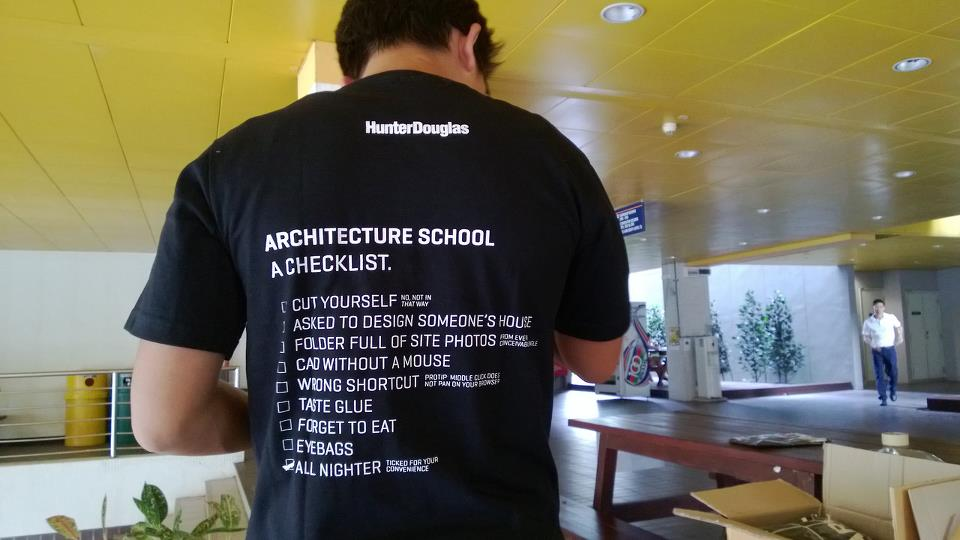 Architecture Education - Don't be an architect