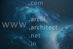 Domain Name Extension for Architects