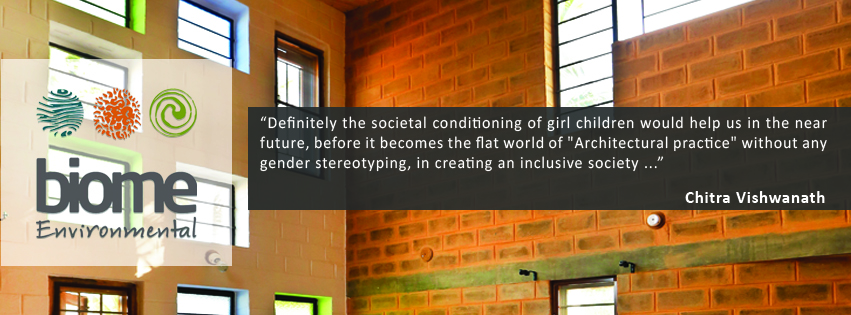 Chitra Vishwanath - Women in Architecture