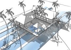 Kumarakom Resort, Kerala, Morphogenesis Architects