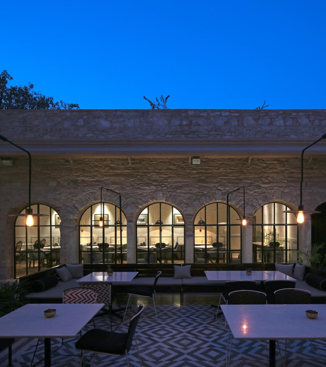 Baradari at City Palace Jaipur, by Studio Lotus