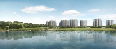 Manas Lake Development, Salil Ranadive Arhcitects