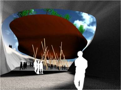 Bhopal Gas Tragedy Victims Memorial - Mathew Ghosh Architects