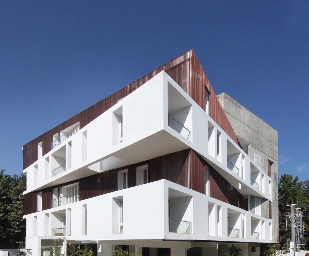 Architecture RED 9