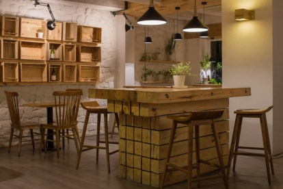 Perch - Wine and Coffee Bar-Anagram Architects