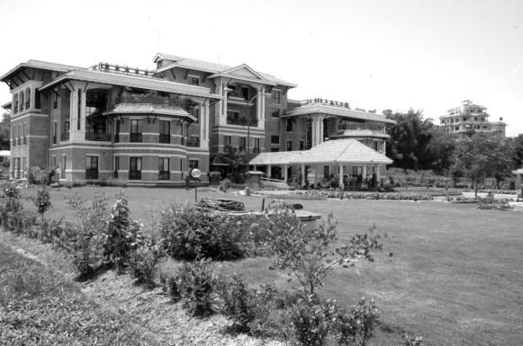 ICIMOD Annexe Building by Horizon Design Studio