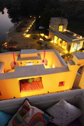 Laxman Sagar Resort - Kamath Design Studio
