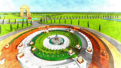 National War Memorial Competition - Design Forum International