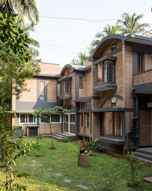 Ann and Rebecca's House at Bangalore by Biome Environmental Solutions