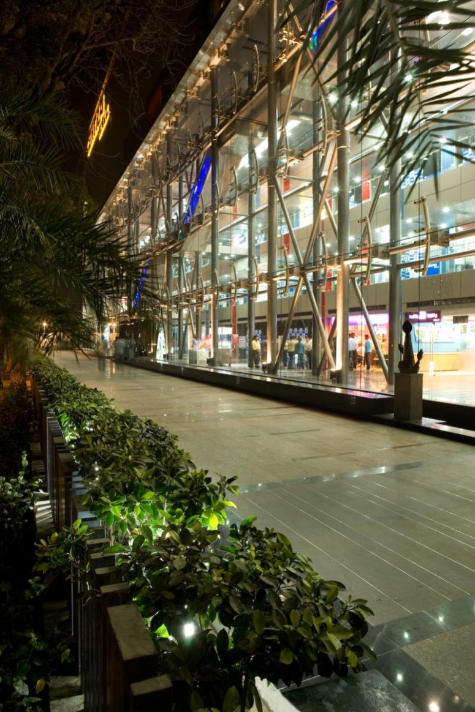Centra Mall - Chandigarh- Morphogenesis