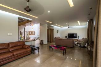 Sachin and Anuradha Sinde's House at Satara Shree Mahajani-