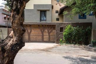 Sachin and Anuradha Sinde's House at Satara Shree Mahajani-