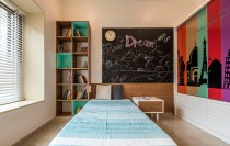 children Bedroom has a playful environment