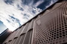 The Dancing Louvres - Renesa Architecture Design Studio