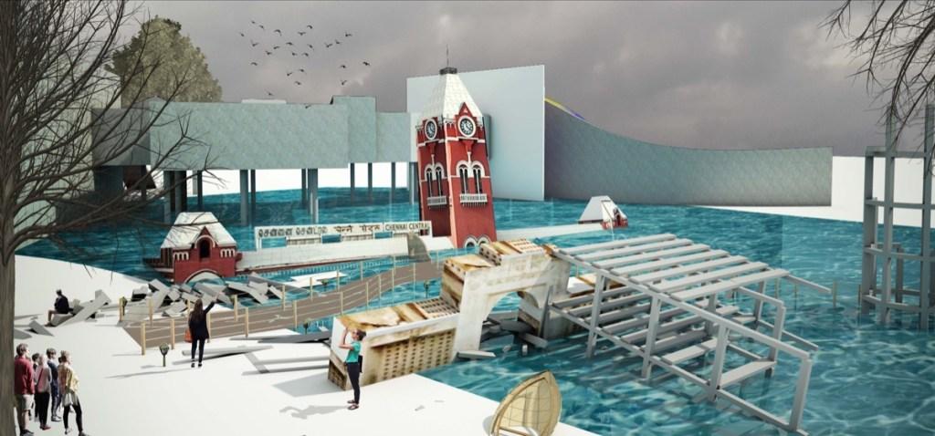 B.Arch Thesis - Climate Park - Sai tejas
