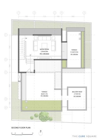 CUBE Square - Collage Architecture Studio