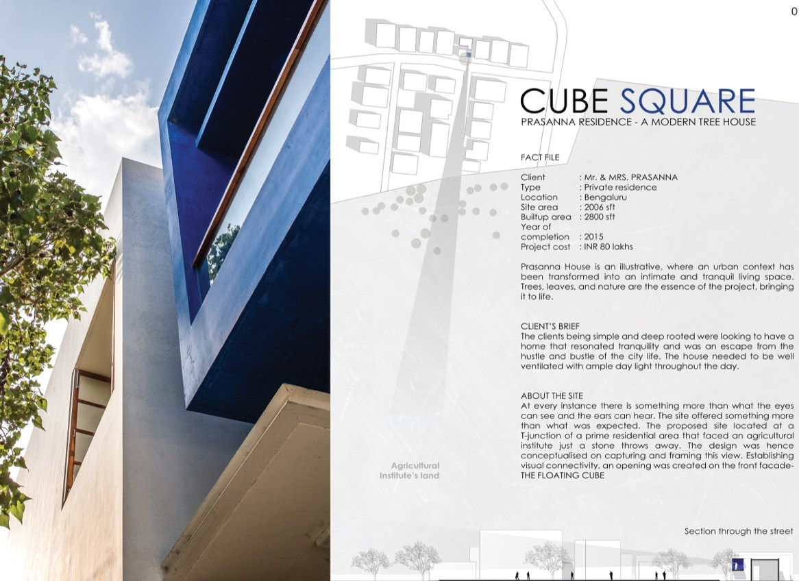 CUBE Square - Collage Architecture Studio