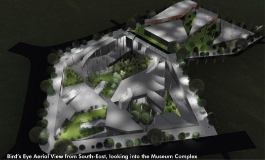National War Museum - RatLab Architecture