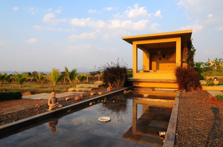 Ranadive Farm House -Dhananjay Shinde Design Studio-Nashik